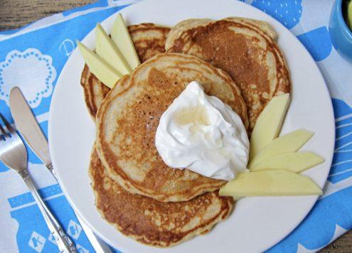 Porridge Pancakes
