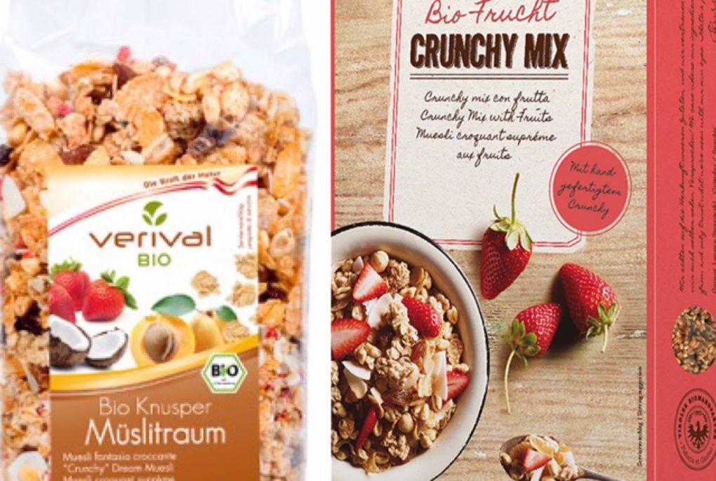 Frucht Crunchy Mix