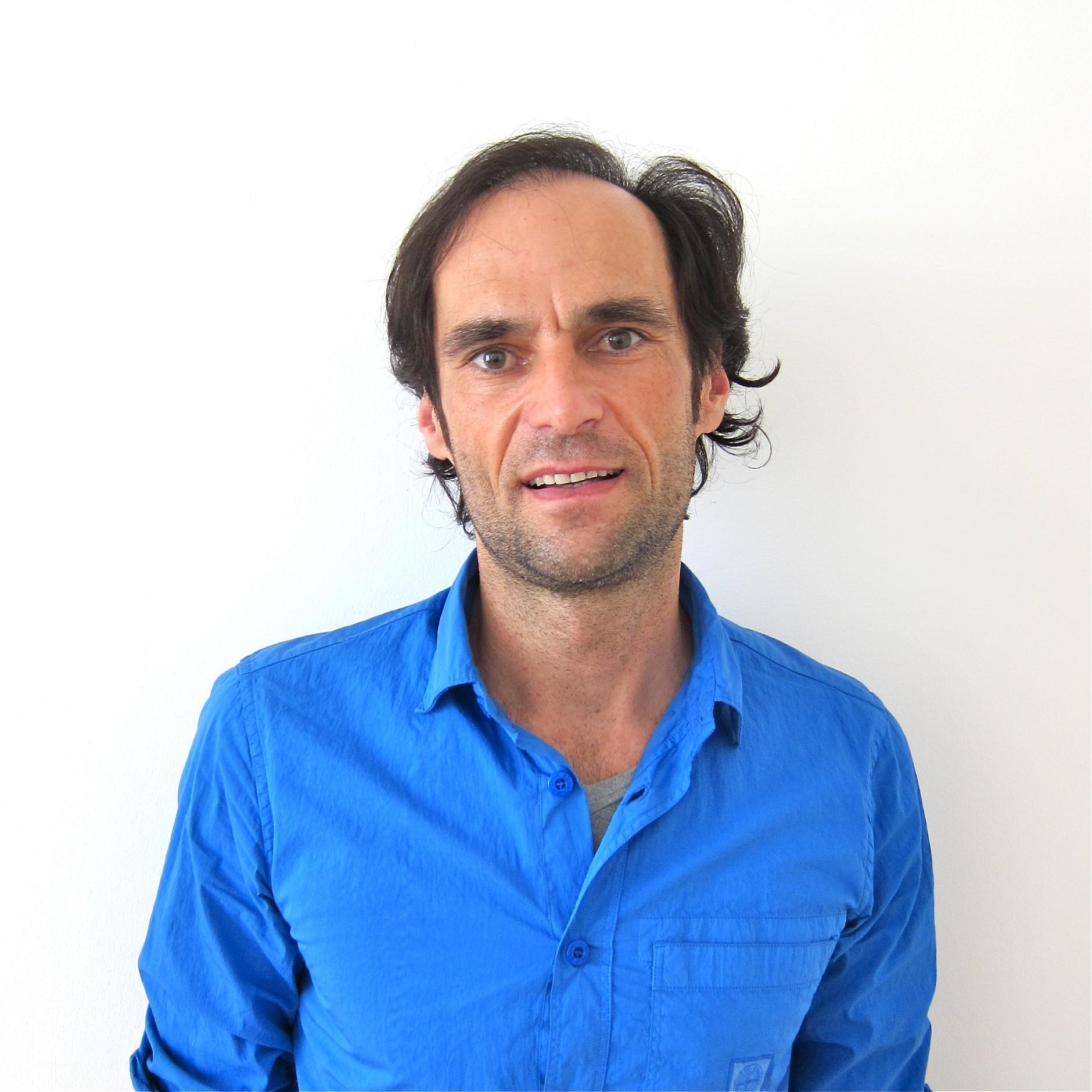 Mag. Axel Dinse ist Ernährungsberater bei Urban Health Concept in Wien
