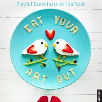 Eat Your Art Out by Ida Frosk