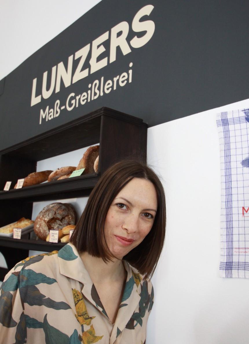 Verpackungsfrei-Expertin Andrea Lunzer © Julia Fuchs