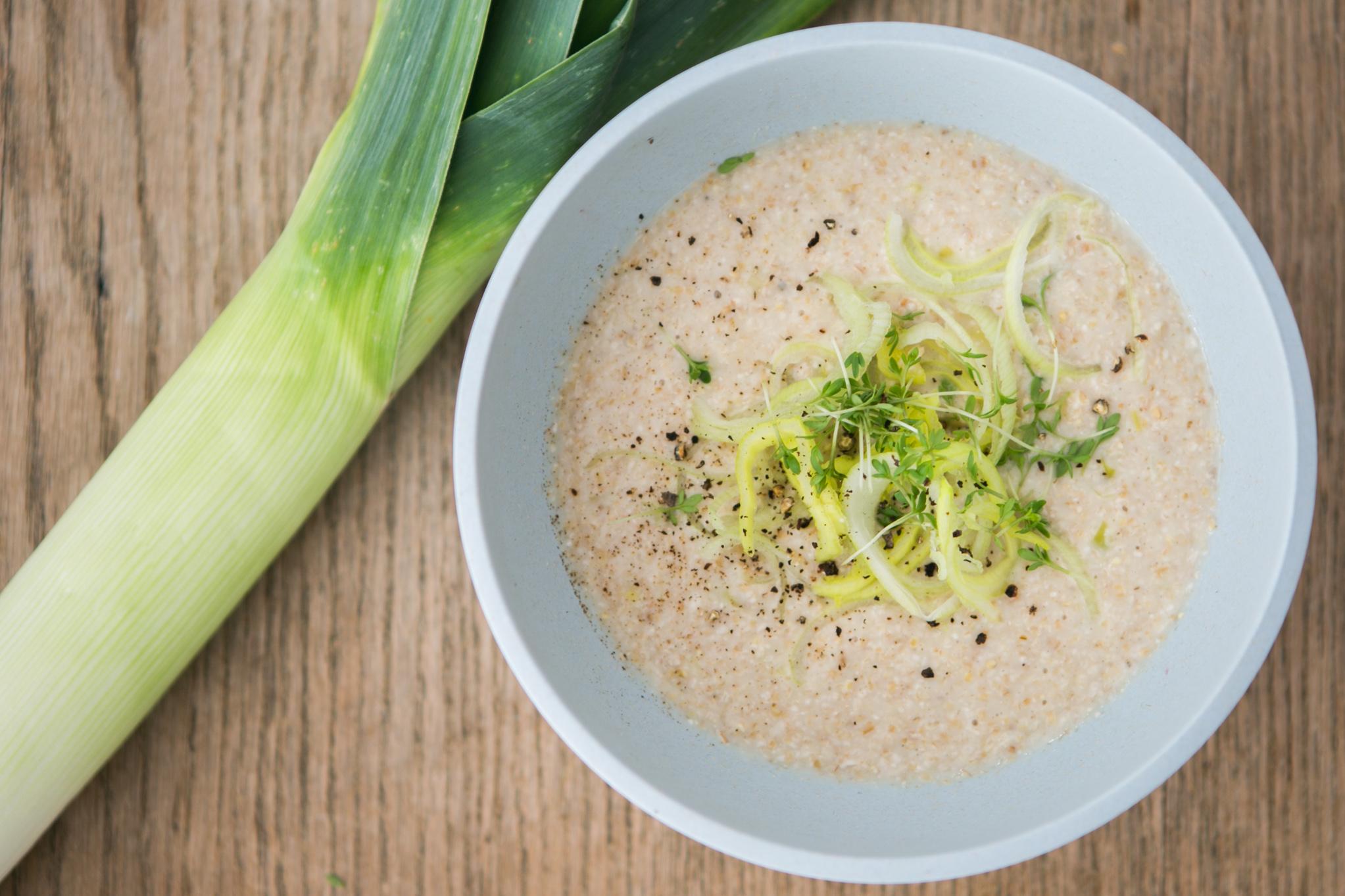 Verival Porridge Taste & Talk