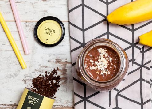 Das Gewürz zum Porridge © Just Spices