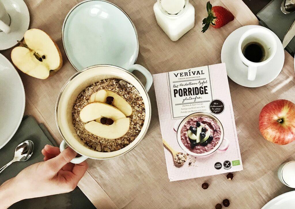 Il porridge ti mantiene sazio a lungo - Verival