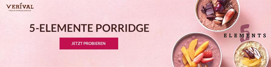 TCM Porridge von Verival
