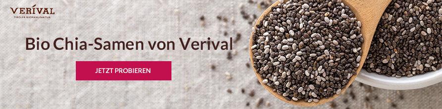 Chia Samen einfach online kaufen bei Verival
