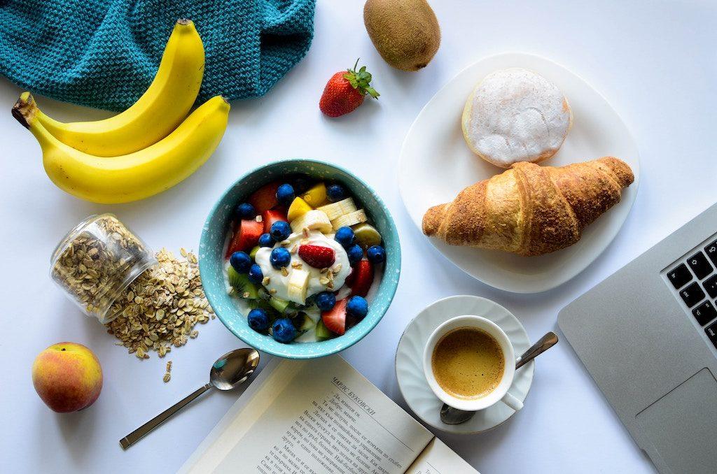 Gute und schlechte Kohlenhydrate am Frühstückstisch
