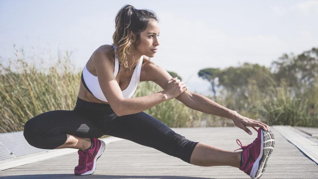 Ernährung ist ein wichtiger Bestandteil eines sportlichen Lebensstils.