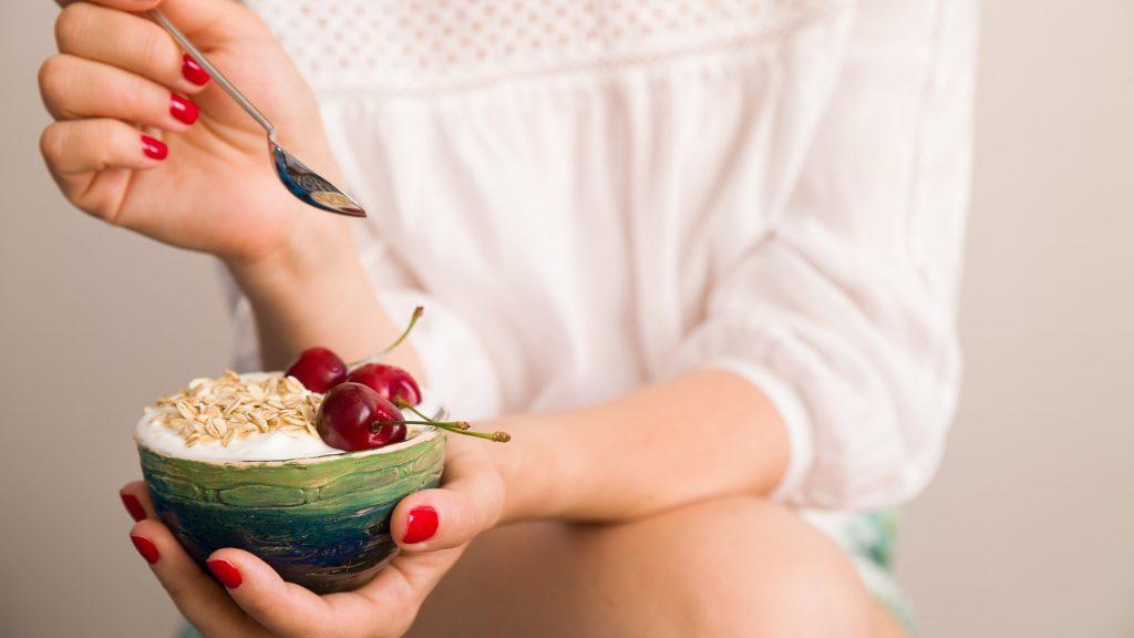 Haferflocken tragen zu einer gesunden Ernährung bei