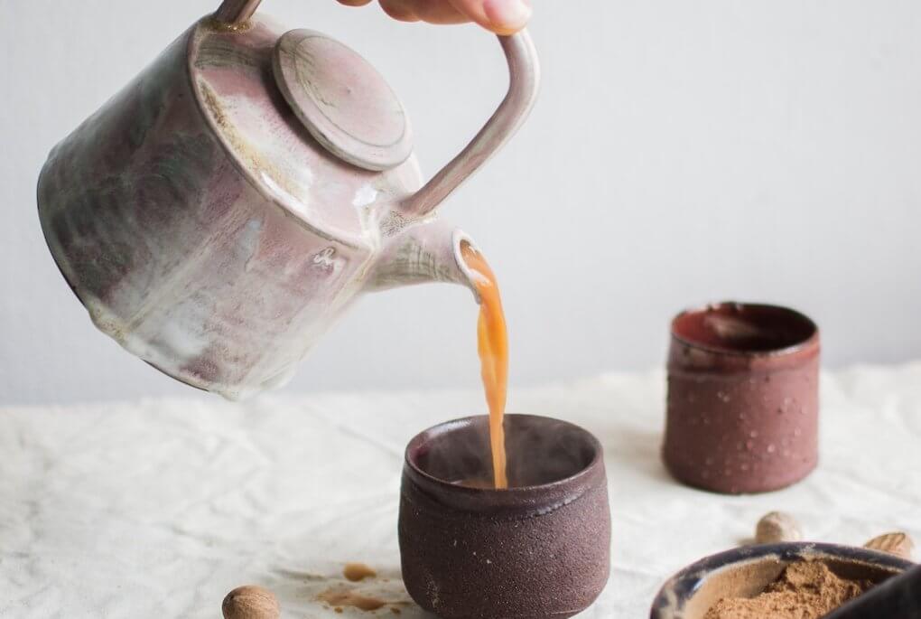 TCM und Ayurveda Tee