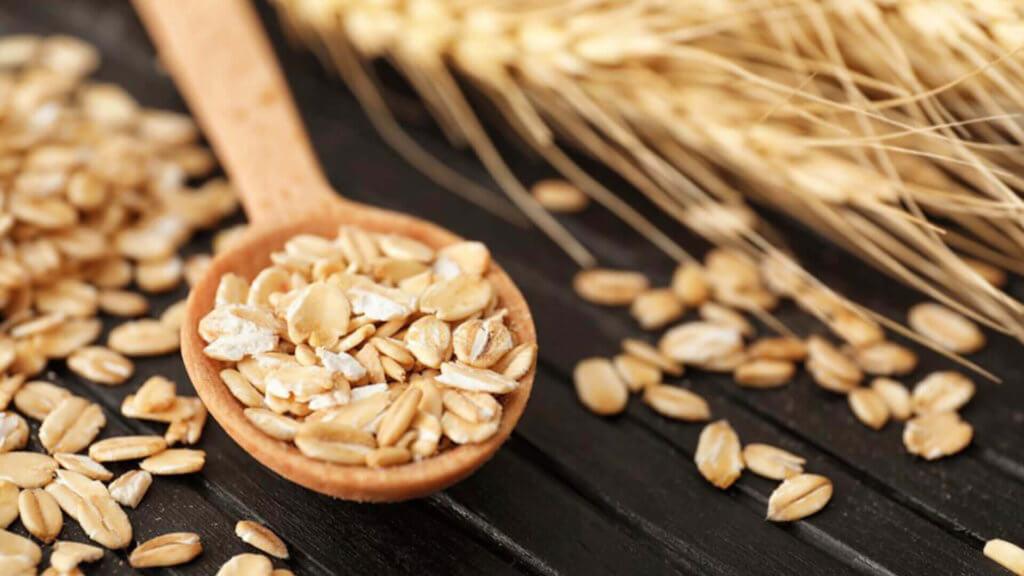 Farina d'avena di cereali Bircher di Verival