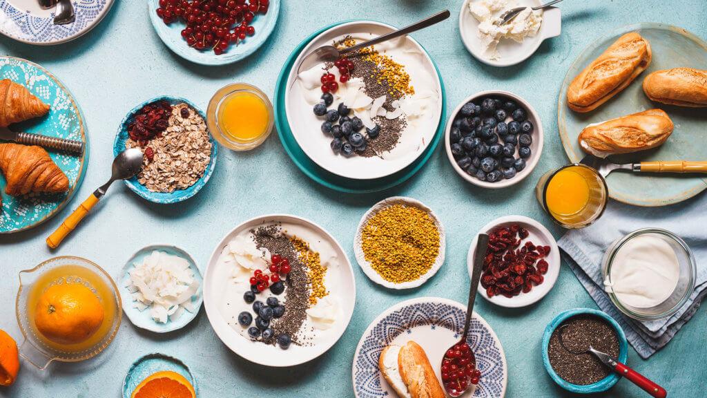 5 Tipps für ein gesundes Frühstück