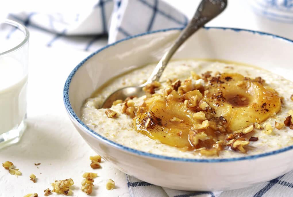 Porridge mit der Mikrowelle - Lust auf gesundes Frühstück?