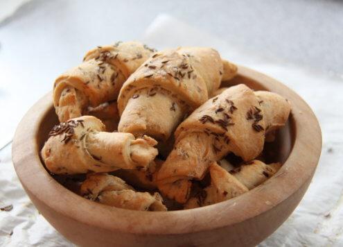 Salzstangerl mit Trockenhefe
