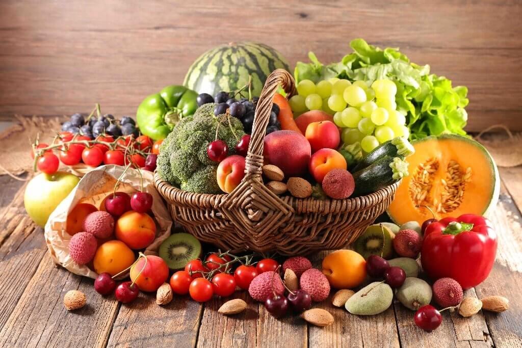 Unterschied zwischen abwechslungsreicher und ausgewogener Ernährung
