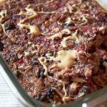 Baked Porridge Rezept Verival