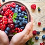 Erdbeer- und Haferdiät