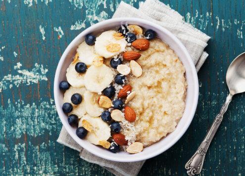 Warum essen alle nur noch Porridge?