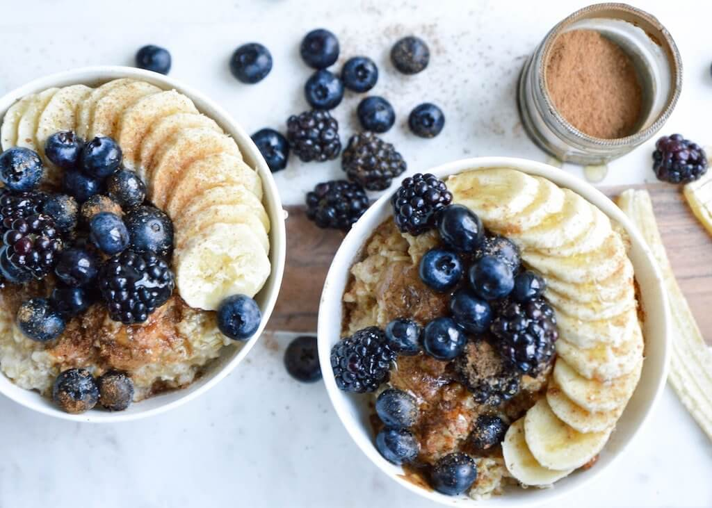 Beeren als natürliche Süße