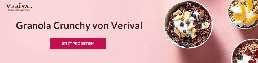 Granola Crunchy von Verival