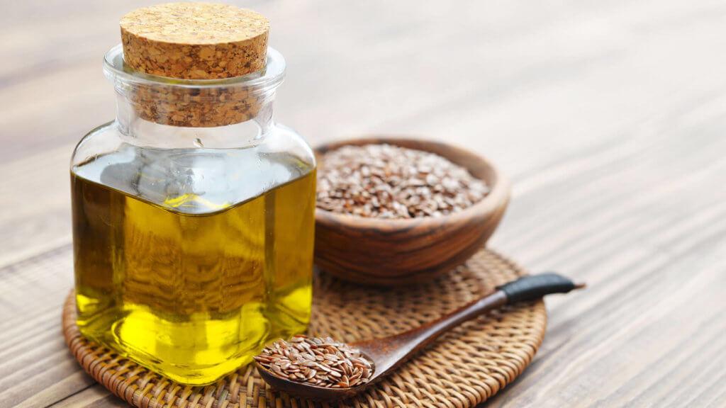 Semi di lino e olio di lino per una dieta sana