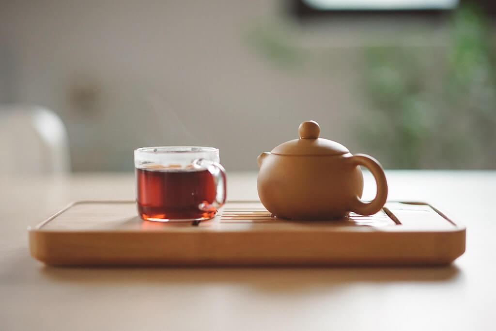 Tè durante la Quaresima