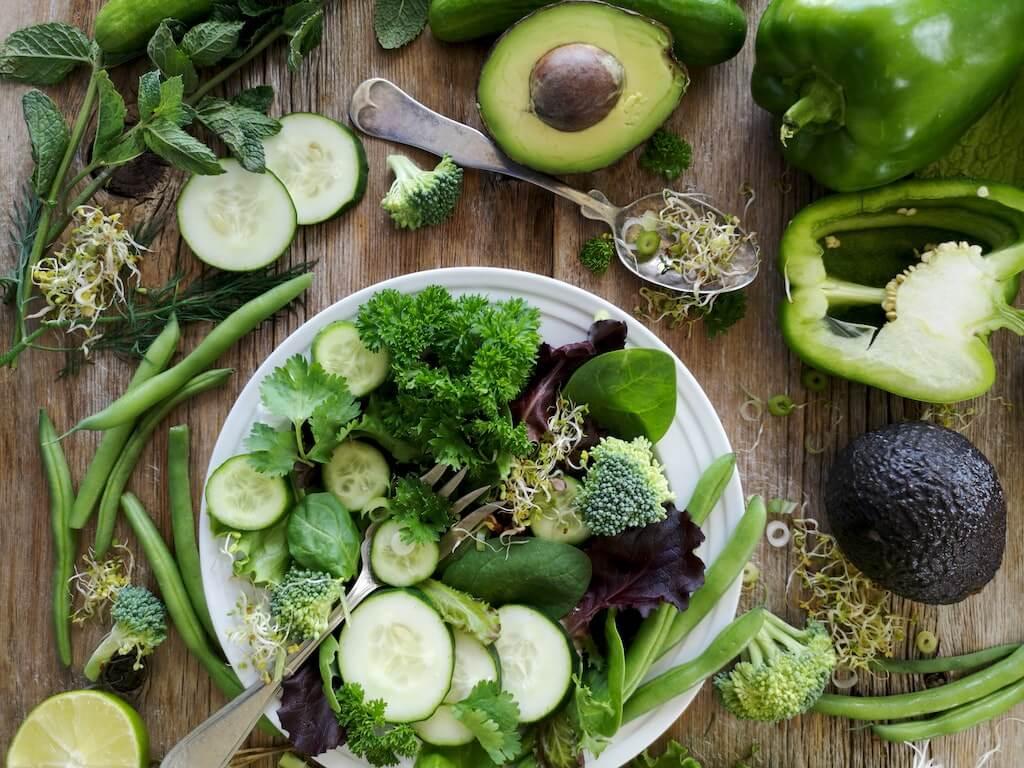 verdure verdi