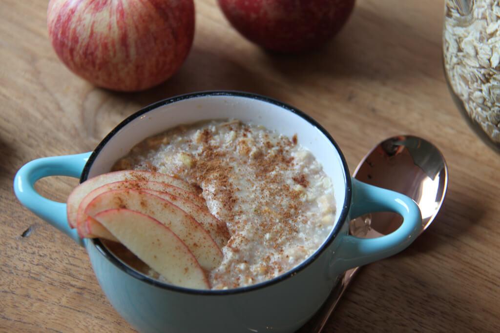 Le porridge aux épices : pour plus de raffinement