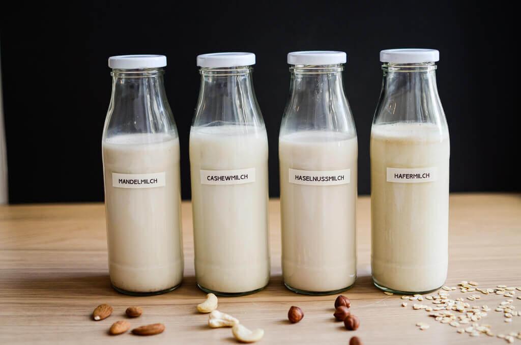 Bevande vegetali o latte