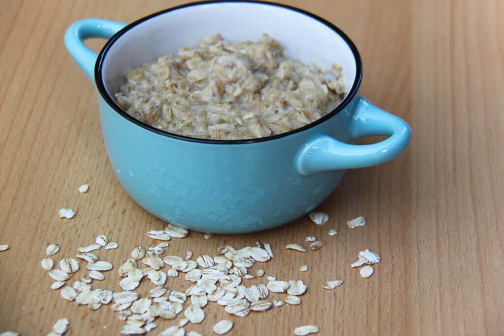 Frühstücksklassiker Porridge