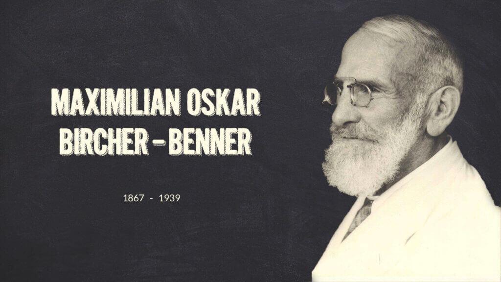 Maximilian Oskar Bircher Benner
