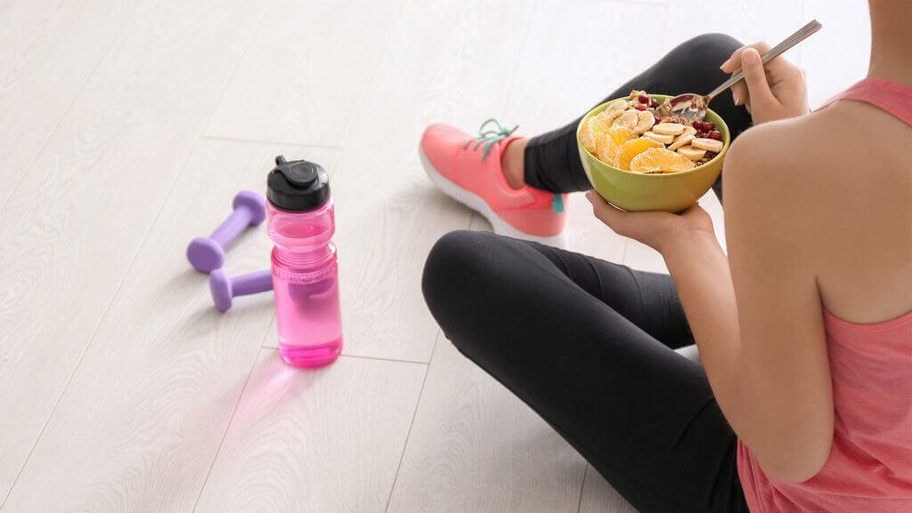Lo sport fornisce un maggiore fabbisogno energetico