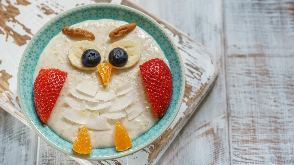 Das Frühstück für Kinder abwechslungsreich gestalten