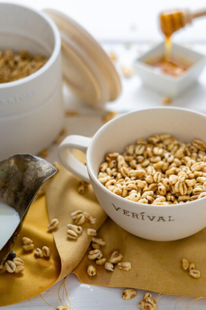 Frühstücksklassiker von VERIVAL mit weniger Zucker für Kinder