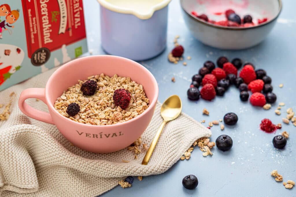 Gesundes Frühstück für Kinder von VERIVAL