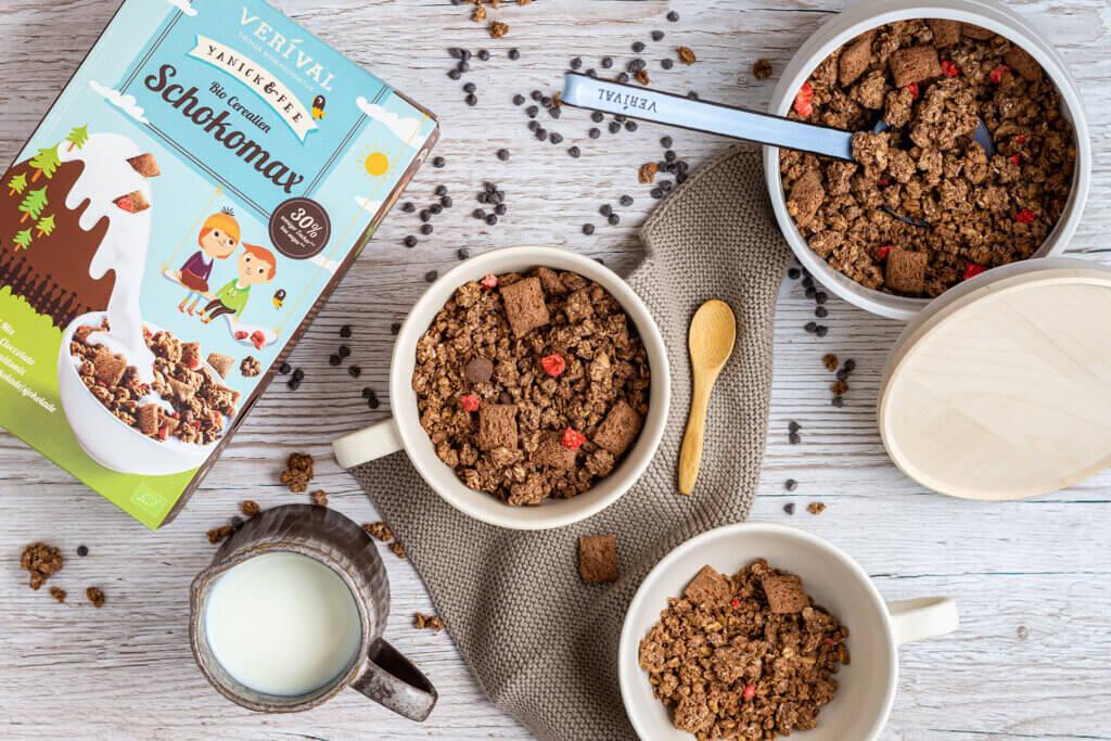 I bambini dovrebbero divertirsi a colazione e non essere costretti a farlo