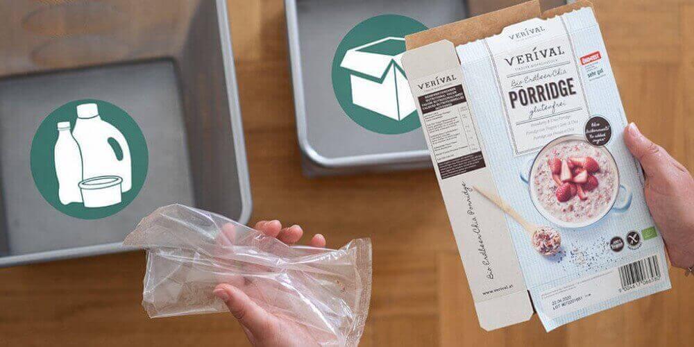 Nachhaltige Verpackung Verival