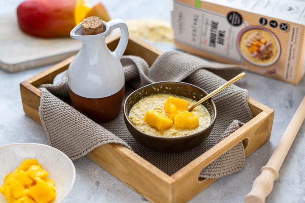 Ein gesundes Frühstück wirkt sich positiv auf dein Gewicht und somit auch auf deinen BMI aus