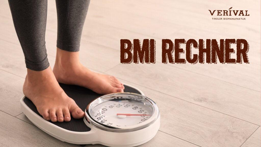 BMI Rechner von Verival - jetzt kostenlos deinen BMI berechnen