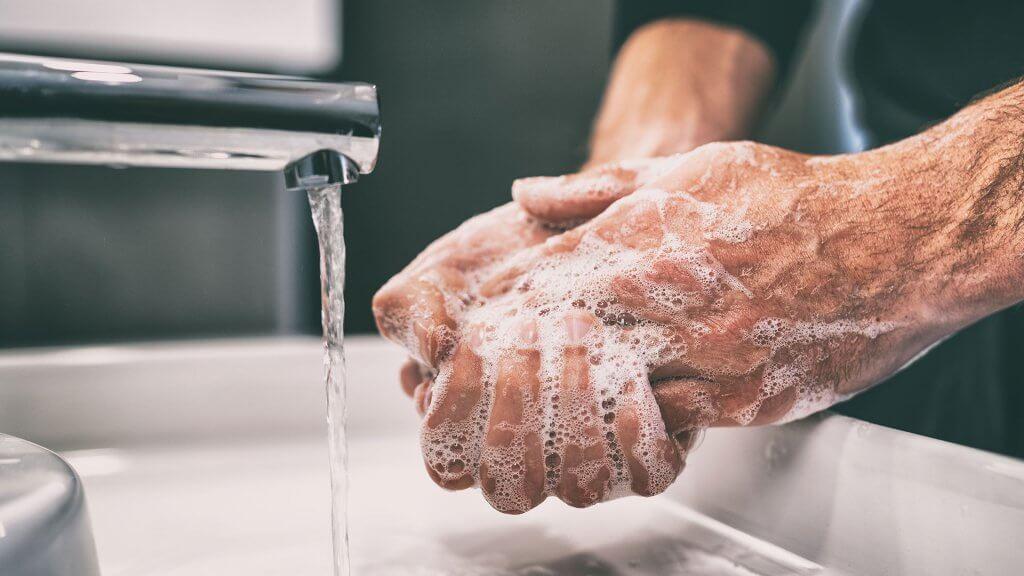 Tägliches Händewaschen für ein starkes Immunsystem
