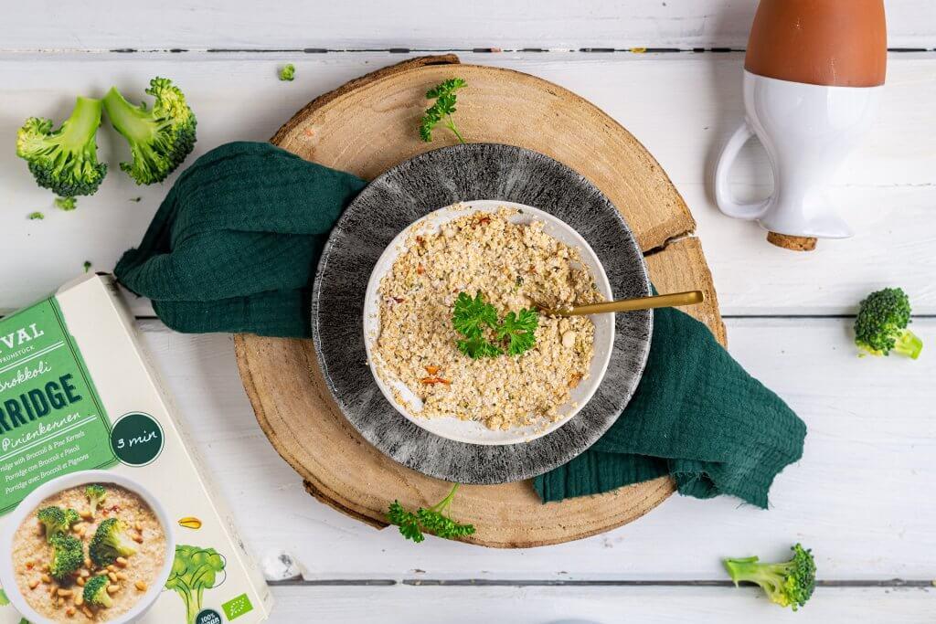 Ist Porridge aus der Mikrowelle gesund?