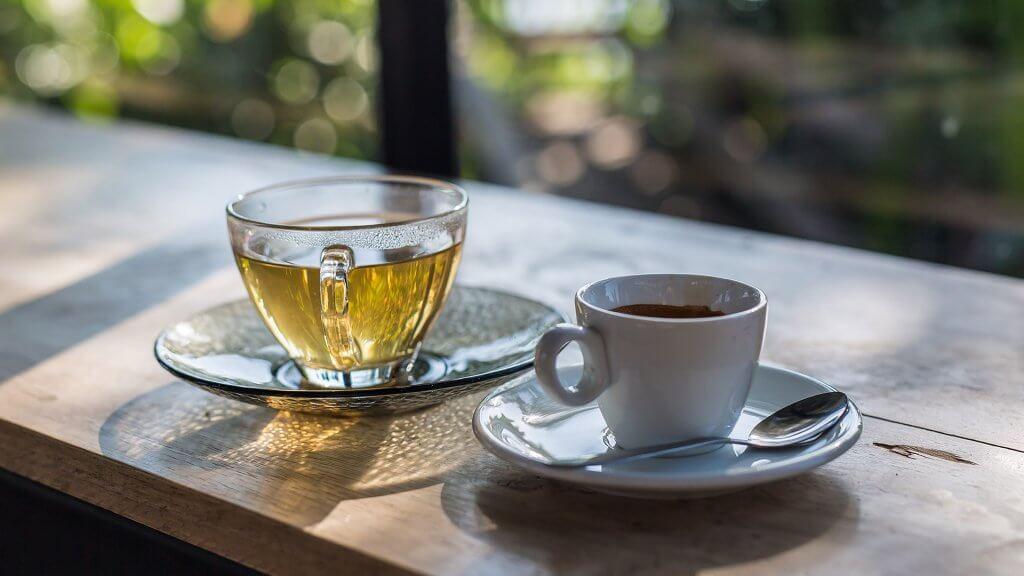 Schwarzer Kaffee oder Tee sind während der Fastenzeit erlaubt