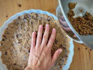 Rezept Beerige Porridge Tarte Zubereitung 02