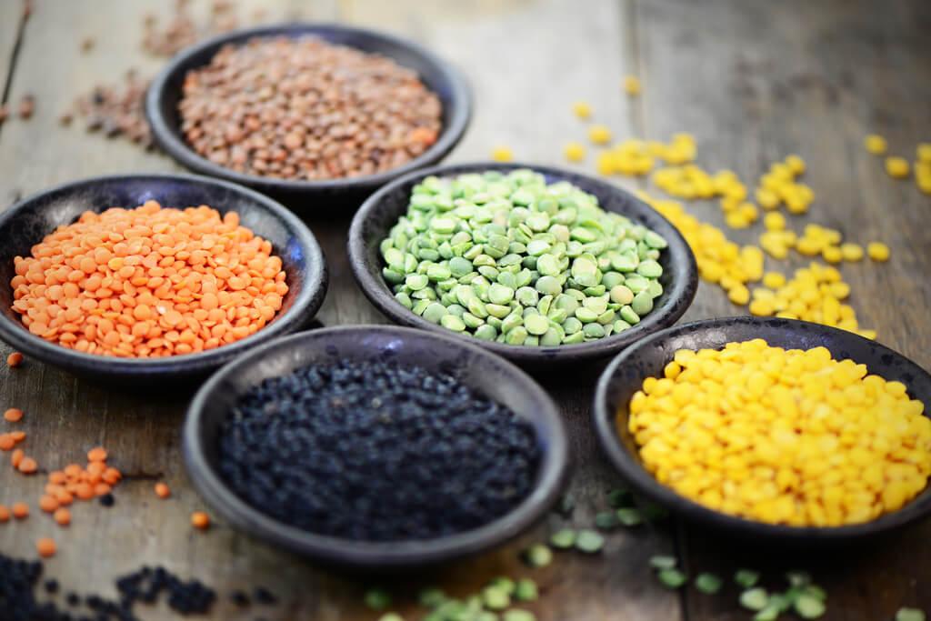 Hülsenfrüchte stecken voller gesunder Nährstoffe