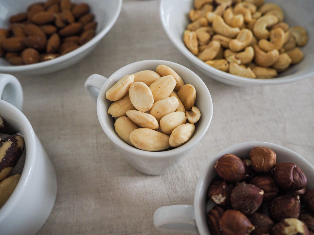 Nüsse sind proteinreich und vielfältig einsetzbar