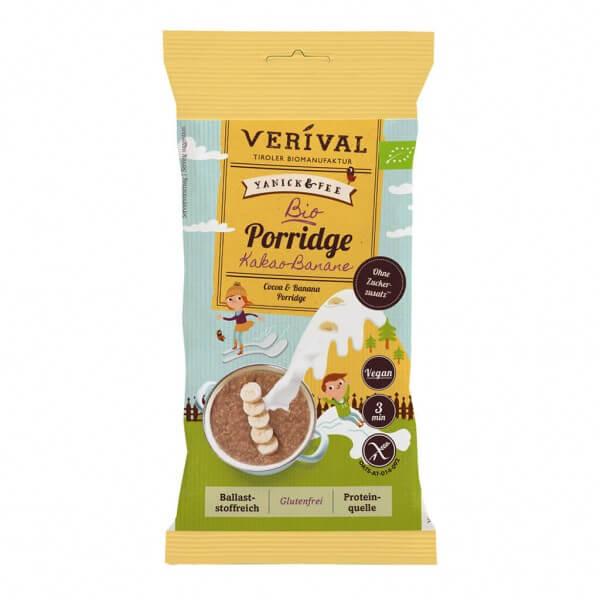 Porridge Kakao-Banane 45g