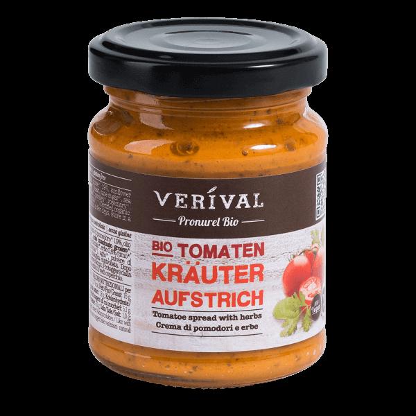 Verival Tomaten-Kräuter Aufstrich