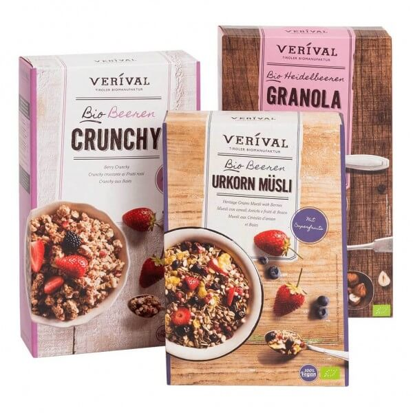 Verival Beeren-Paket