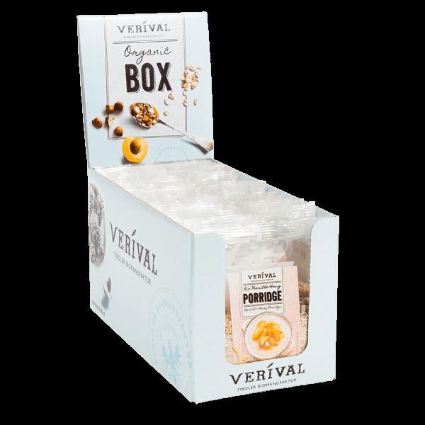 Verival Cereal-Box Marille-Honig Porridge 12x 80g