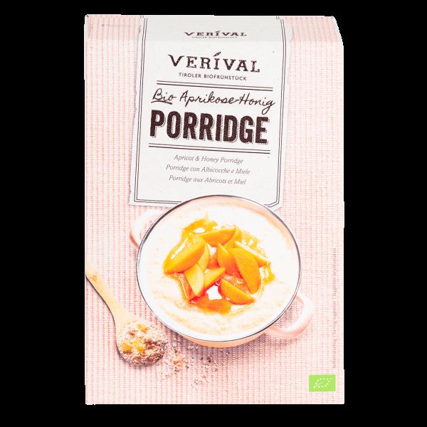 Aprikose-Honig Porridge